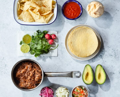 Taca Taco | Kit for 6