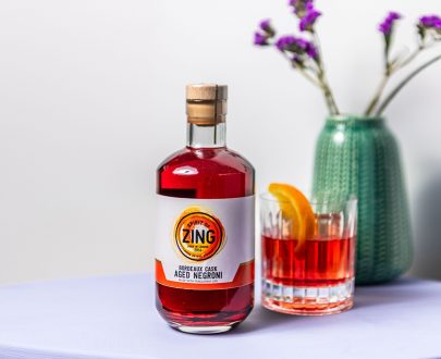 world of zing Bordeaux Negroni