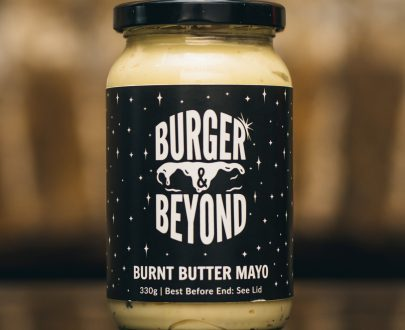 burger and beyond mustard mayo