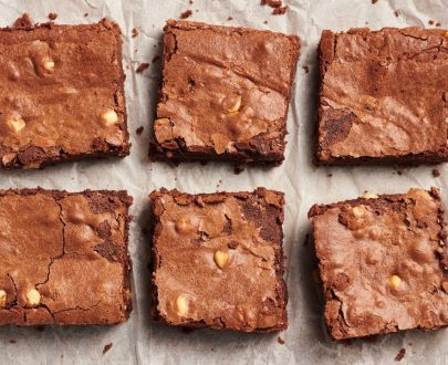 Treats club Hazelnut brownie