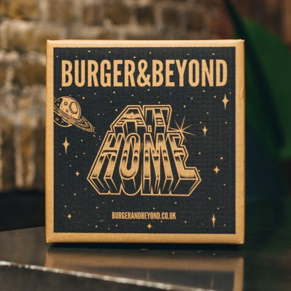 burger and beyond DIY box