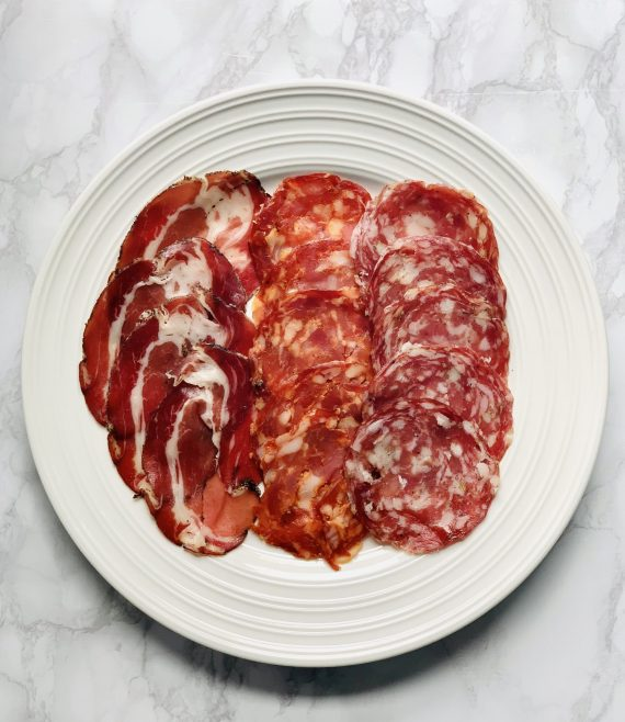 The Little Pasta Company Cured Meat Selection