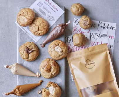 Plateaway - Blondies Kitchen Hot Cookie Dough Puds
