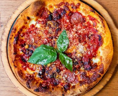 Plateaway - Japes Chicago Pizza
