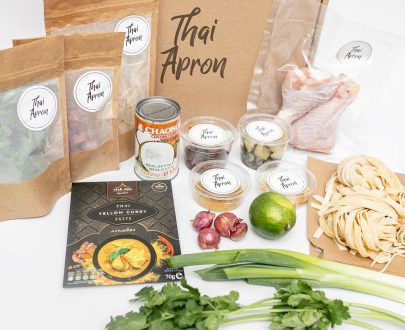 Plateaway - Thai DIY Meal Kit