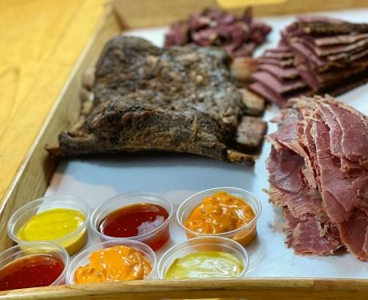Brisket Bar London - Meat Kit