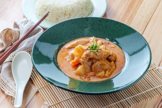 Massaman Curry Meal Kit for 2   Thai Apron