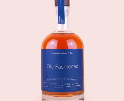 Old fashioned | Lockdown Liquor