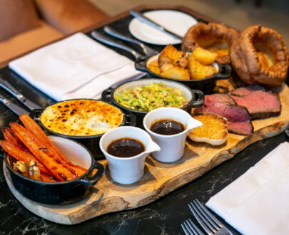 Sunday Lunch DIY Meal Kit   The Lowry Hotel