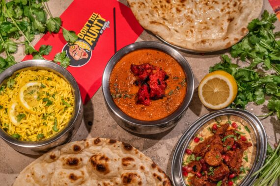 Don't Tell Aunty Kit | Mughli