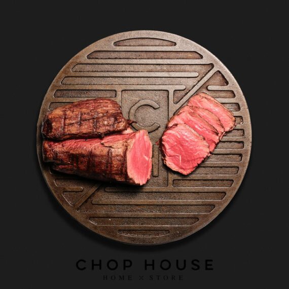 Chateaubriand Home Dining Kit - Chop House by Plateaway