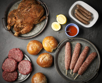 Ethical Butcher BBQ Kit for 4 - Plateaway