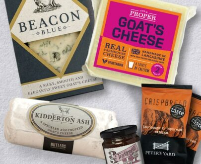 The Goat Cheeseboard Letterbox - Plateaway
