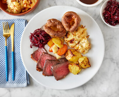 Beef Sunday Roast Sou-Chef by Plateaway