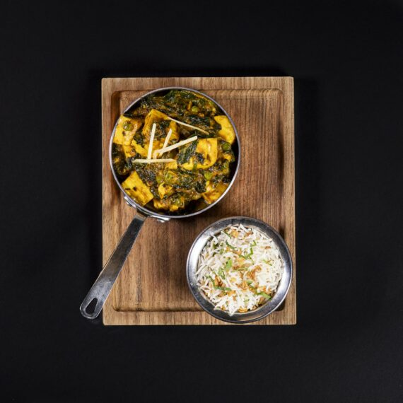 Oriental Curry Express - Plateaway